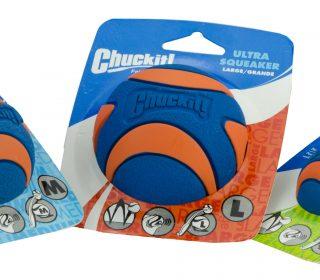 Chuckit Ultra Squeaker Ball S 5 Cm 2 Pcs.