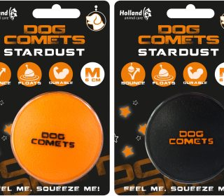 Dog Comets Ball Stardust
