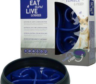 Eat Slow Live Longer Tumble Feeder