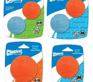 Chuckit Fetch Ball S 5 Cm 2 Pack